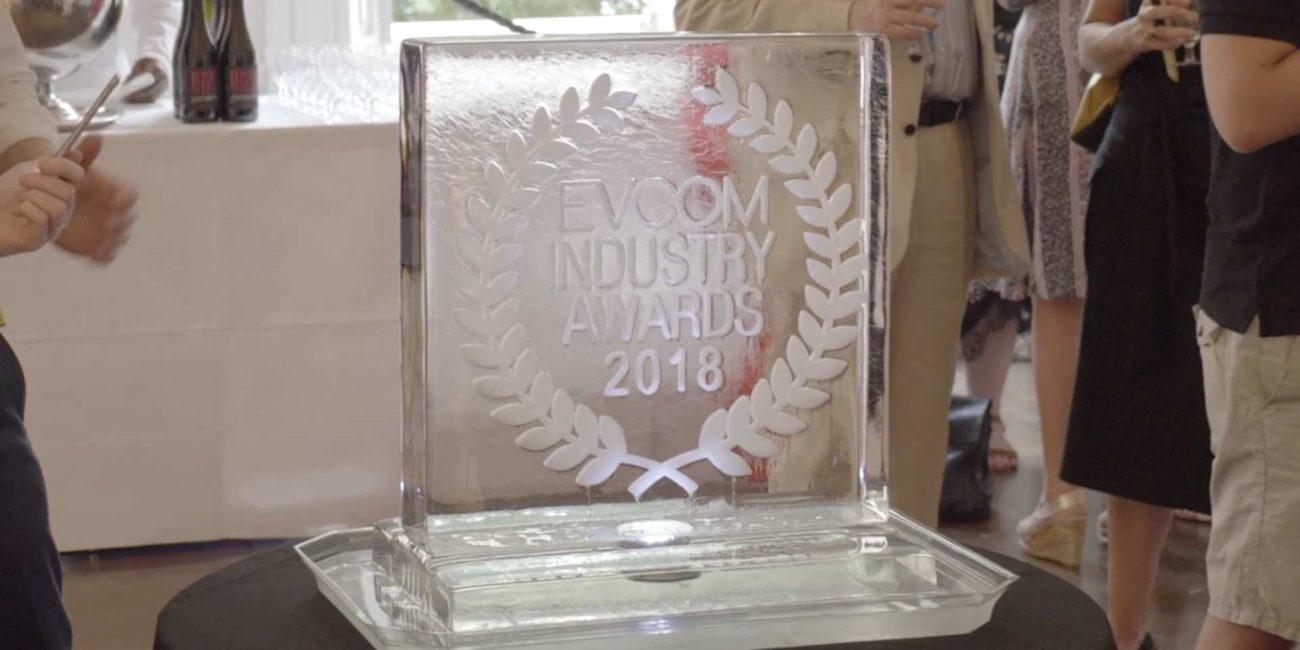 Hamlett Films EVCOM Award