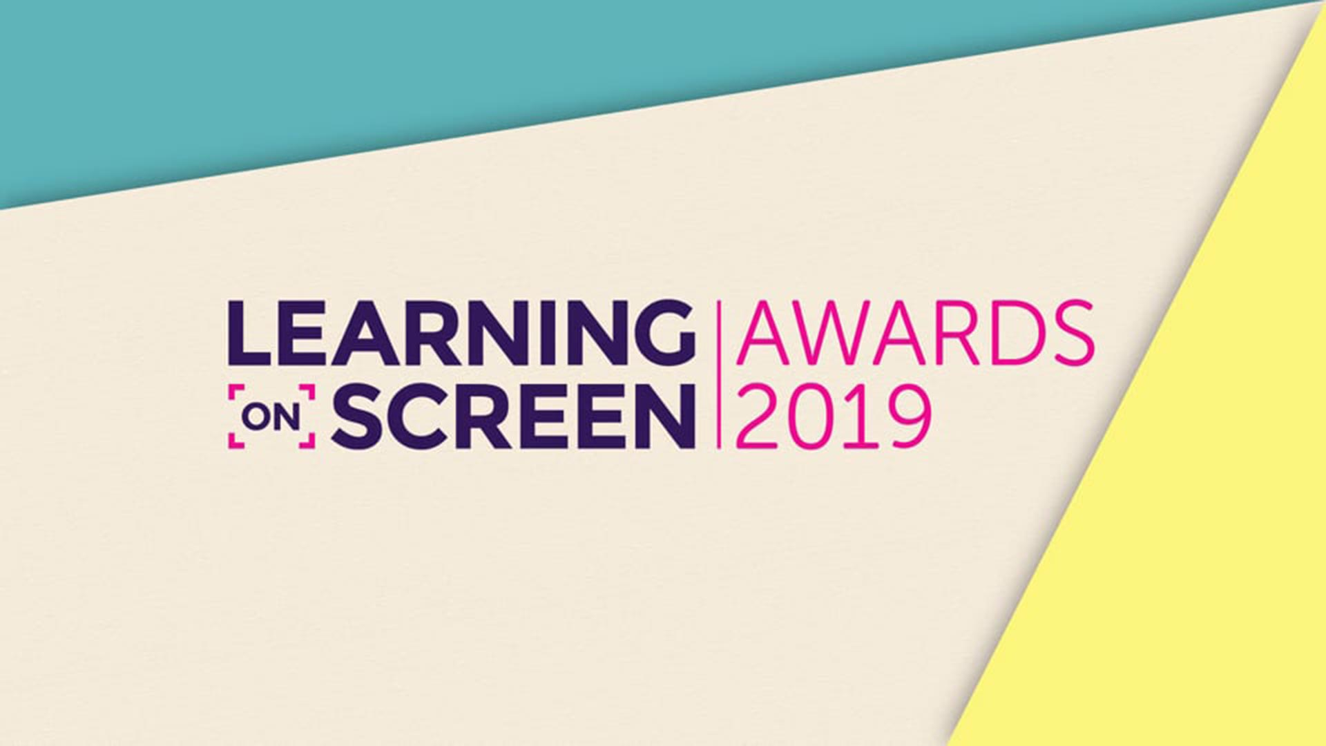 Learning on Screen Awards 2019