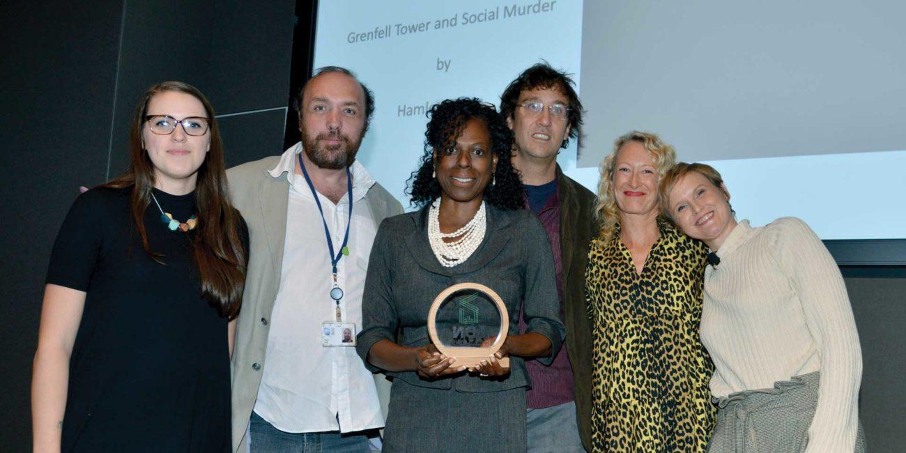 Hamlett Films Clarion Award